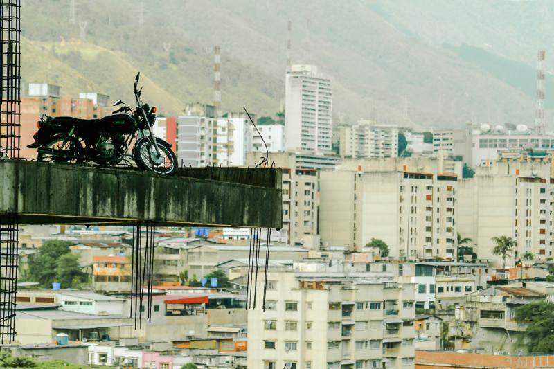 Venezuela – Inside the Tower David
