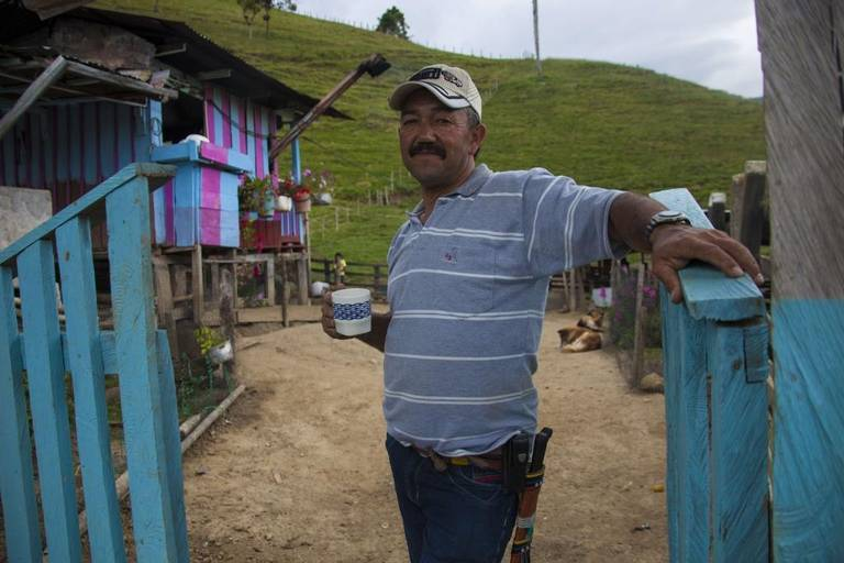 In FARC birthplace, prospect of peace after 52 years brings hope