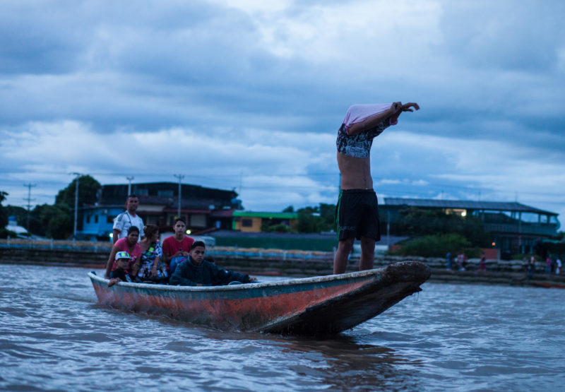 Colombia – The canoeros of the Arauca River