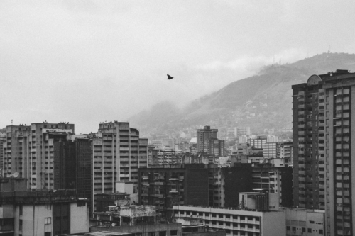 Most Venezuelans I met had no regular job and just seemed to wait for something: for a political change, a US-invasion, a putsch, something that would finally liberate this incredible tension and pain this people had built up.